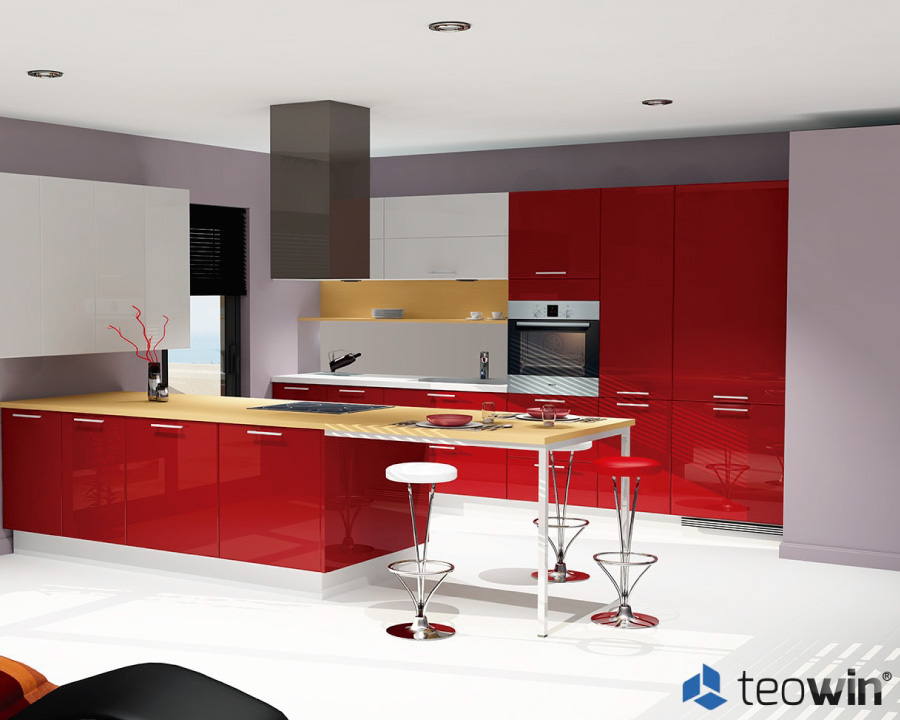 TeoWin Diseño 3d